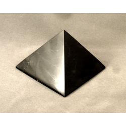 Pyramide de shungite 10cm de Catalogue Shungite