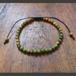 copy of Unakite - Bracelet...